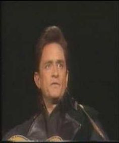 Johnny Cash---Man In Black.He has a message if you'll listen.