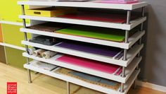 Best storage ufficio images desk work spaces