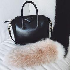 'antigona' satchel #givenchy