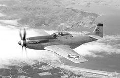 P-51D California ANG in 1948