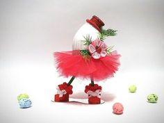Пасхальное яйцо   мк от Noel   diy mc   Easter egg - YouTube Egg Crafts, Bunny Crafts, Easter Crafts, Diy And Crafts, Cute Crafts, Easter Gift For Adults, Easter Specials, Ideias Diy, Egg Art