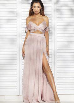 rochii ocazie aisha roz