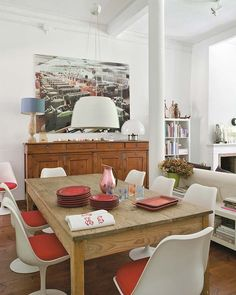 Etxekodeco: La magnífica vivienda de la interiorista Carina Casanovas