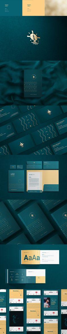 Brand Identity Design, Brand Design, Web Design, Logo Design, Graphic Design, Design Logo Inspiration, Web Inspiration, Corporate Identity, Visual Identity