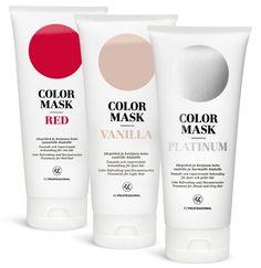 KC Professional Color Mask sävyttävä hoito.  PLUM