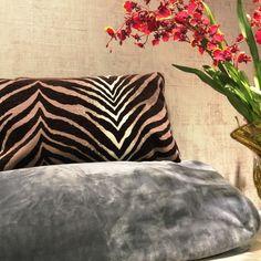 ANIMAL PRINT | As estampas de bicho são eternas. E nas almofadas elas ficam um luxo! #almofadas #decoracao #SpenglerDecor