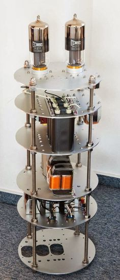 What in your opinion is the best looking tube amp.  post pics if you like.  - It would be nice if...