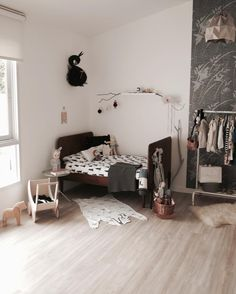 Paola's room - midcentury furniture