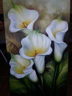 3d Canvas Art, Canvas Prints, Art Prints, Cala Lilies, Rooster Painting, Renaissance Art, Floral Watercolor, Flower Art, Iphone Wallpaper