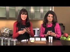 Derms in the Kitchen Rodan + Fields Apple Demonstration Video