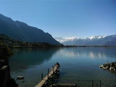 Mount & Lake