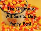 """Paper Dali: The Ultimate All Saints Day Party Post - Some great game ideas here. We've done quite a few before, but this inspired """"St. Martin de Porres broom shuffleboard"""" and """"Pin the Bread and Roses in St. Elizabeth of Hungary's apron"""""""
