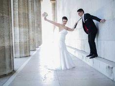 Ronny Lange, Modern Art Wedding