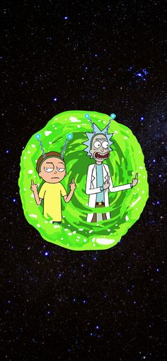 rick and morty wallpaper - rick and morty ; rick and morty painting ; rick and morty wallpaper ; rick and morty aesthetic ; rick and morty tattoo ; rick and morty quotes ; rick and morty memes ; rick and morty painting canvas Et Wallpaper, Handy Wallpaper, Trippy Wallpaper, Iphone Wallpaper Rick And Morty, Cartoon Wallpaper Iphone, Rick And Morty Quotes, Rick And Morty Poster, Morbider Humor, Rick And Morty Image