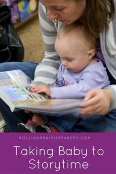 Benefits of Baby Storytime - Rolling Prairie Readers Literacy Activities, Infant Activities, Family Activities, Sign Language For Toddlers, Baby Storytime, Kindergarten Books, Early Literacy, Learning Through Play, Toddler Preschool