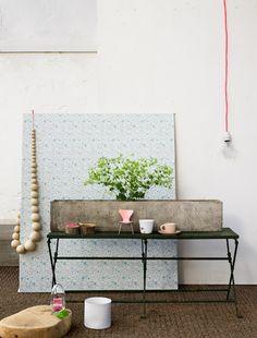 La maison d'Anna G.: Inspiration pour ma terrasse?