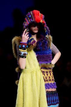 China Fashion Week A/W - Day 2