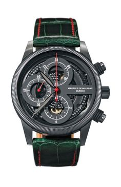 Maurice de Mauriac Zurich Watches