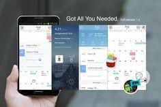 Son los mejores calendarios para Android iPhone. Apps de agendas 2016. Con tareas, listas, sincronizacion con google, outlook, con alarma. Descubre el mejor calendario.