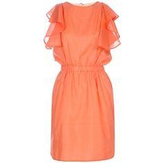 Those sleeves make this dress