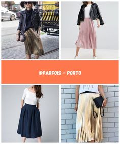 La jupe plisser doré, avec son pefecto et son chapeau                                                                                                                                                                                 Plus skirt midi @parfois - PORTO Skirt Midi, Healthy Salads, Skirts, Fashion, Porto, Pleated Skirts, Hat, Moda, Fashion Styles
