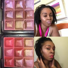 By Avon Touch & Glow Shimmer Cream Cubes All Over Face Palette Demo – one of my absolute faves! You can use the Shimmer Cream Cubes as eyeshadow, blush or highlighter. highlighter palette, how to apply highlighter makeup Beauty Makeup Tips, Beauty Hacks, Makeup Brush Uses, Highlighter Makeup, Cubes, Makeup Inspiration, Best Makeup Products, Avon, Makeup Looks