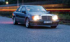 1993 Mercedes 500E W124