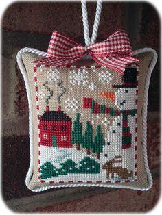 From PS Santas & Snowmen by Myra