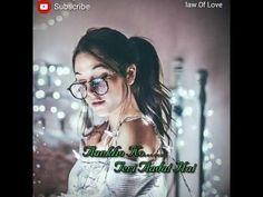 """Aankhon Ko Teri Aadat Hai""""_ """"female version""""_ """"WhatsApp status love song""""_ By law of love Romantic Songs Video, Romantic Love Song, Song Status, Status Quotes, New Whatsapp Video Download, Download Video, Swing Star, Best Video Song, Feeling Broken Quotes"""