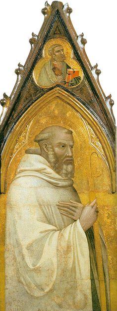 Pietro lorenzetti san francesco riceve le stimmate - Vi metto a tavola san benedetto ...