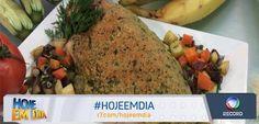 Receita nova! Edu Guedes ensina o passo a passo do peixe crocante e acompanhamento http://r7.com/3YXk #HojeemDia pic.twitter.com/FcnMZwdQ5F