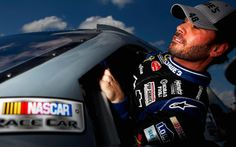 Jimmie Johnson - New Points Leader - Is it going to be 6 time?