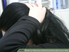 Image titled Remove Chlorine Naturally from Hair Step 8