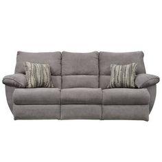 Catnapper Sadler 78'' Wide Pillow Top Arm Reclining Loveseat & Reviews   Wayfair Reclining Sectional, Recliner, Drop Down Table, Online Furniture Stores, Best Sofa, Toss Pillows, Modern Sofa, Fabric Sofa, Living Room Sofa