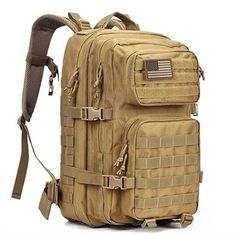 * Tactical Accessories Bug Out Bag, Bug Out Backpack, Survival Backpack, Survival Gear, Backpack Bags, Wilderness Survival, Survival Life, Fishing Backpack, Tactical Gear