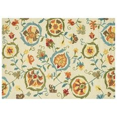 Loloi Mayfield Floral Rug