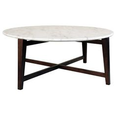 Athena Marble Coffee Table
