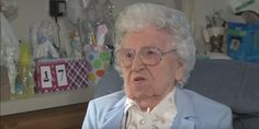 109-Year-Old Woman Says Lots of Bacon Is the Key to a Long Life