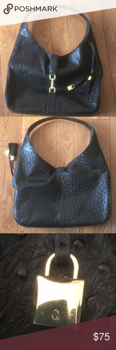 "G.I.L.I  Leather Bag Lightly used excellent condition leather Bag. Size 16""x 11"". Make me an offer G.I.L.I. Bags Hobos"