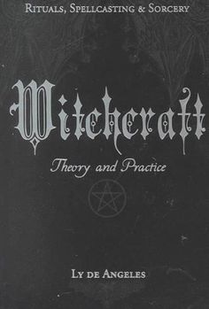 Have this one...  Are you ready to open yourself to the divine powers in order to bring beauty into your life, happiness to your heart, and strength to your will? Then you'll want to get Witchcraft: Theory and Practice