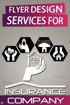 Simple, Elegant Flyer Designs for Insurance Company