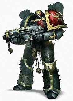 Hound of Abaddon Chaos Marine