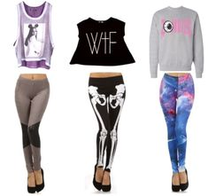 outfits with leggings - Google Search