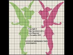 enfant - child - fée - point de croix - cross stitch - Blog : http://broderiemimie44.canalblog.com/