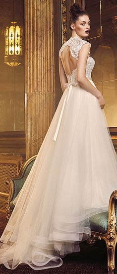 Charming Tulle & Satin Sweetheart Neckline A-Line Wedding Dresses With Lace Appliques