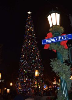 Enjoy holiday decorations during Disney's Festival of Holidays. Disneyland Christmas, Disneyland Resort, American Christmas Traditions, Disney California Adventure Park, California History, Different Holidays, Love Is Free, World Of Color, Kwanzaa