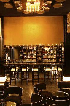 Reves Bar, Mexico City.