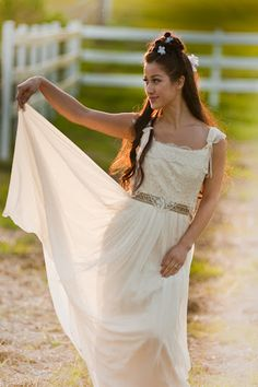 Gown by Amy-Jo Tatum/photo-lirettephotography