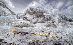 Everest Base Camp HDR