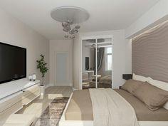 Спальня в спокойных и светлых тонах помогает раслабиться и отдохнуть после утомительного рабочего дня. По желанию будующей хозяйки именно эта концепция была принята для создания интерьера студией EEDS #eeds #interior #interiordesignmoscow #interiordesign #bedroom #homedesign #homedecor #designstudio #дизайнинтерьерамосква #спальня #дизайнинтерьера